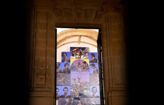 El Retablo del Diluvio, un Goya del siglo XXI